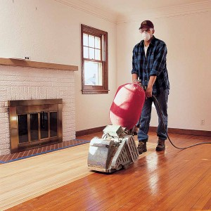 timber floor sanding canberra